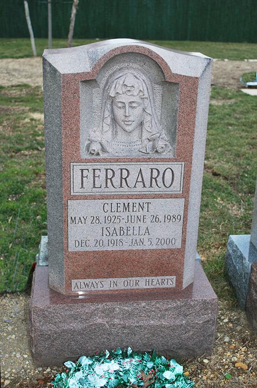 Hand Carved - Ferraro