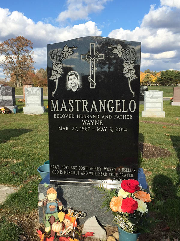 Christian Single - Mastrangelo