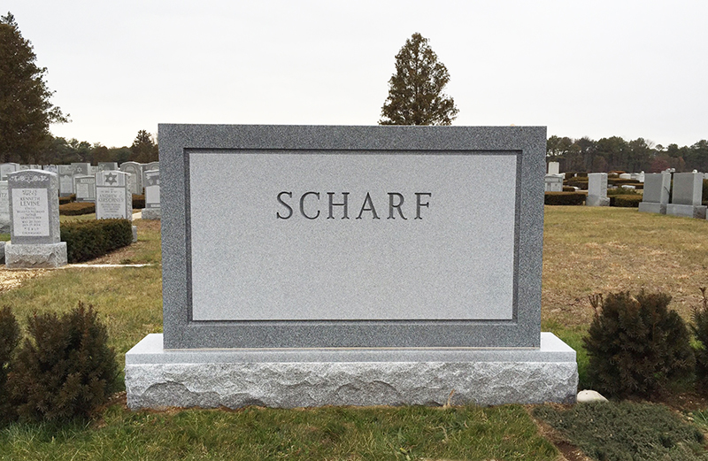 Scharf