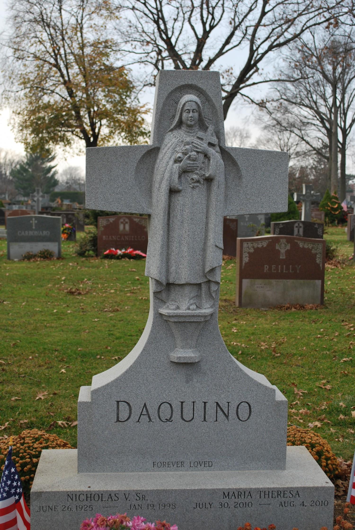 Christian Family - Daquino