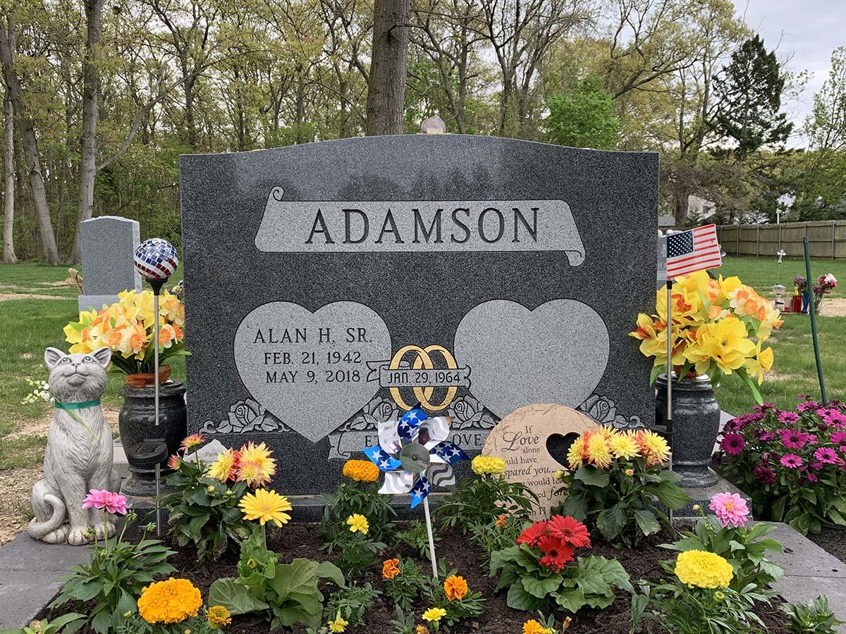 Christian Double - Adamson