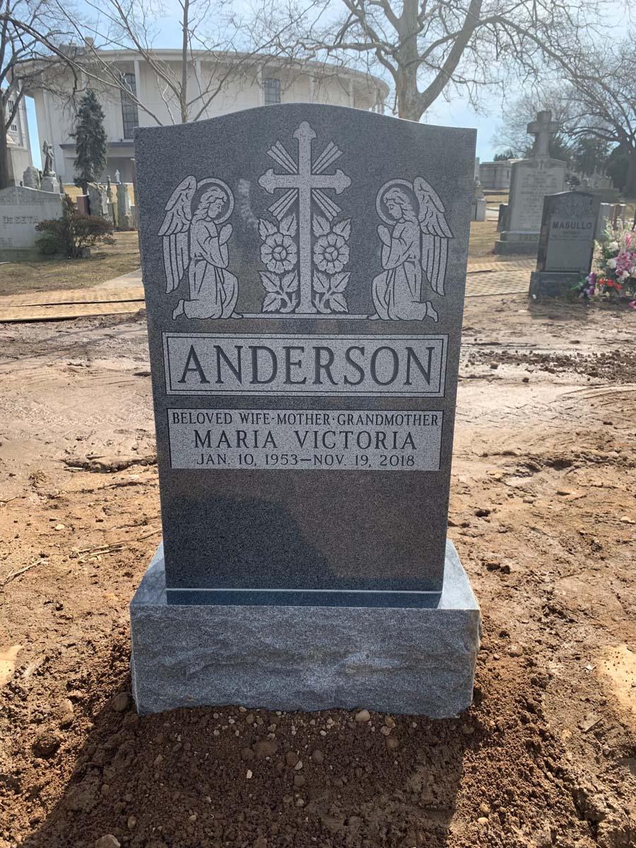 Christian Single - Anderson