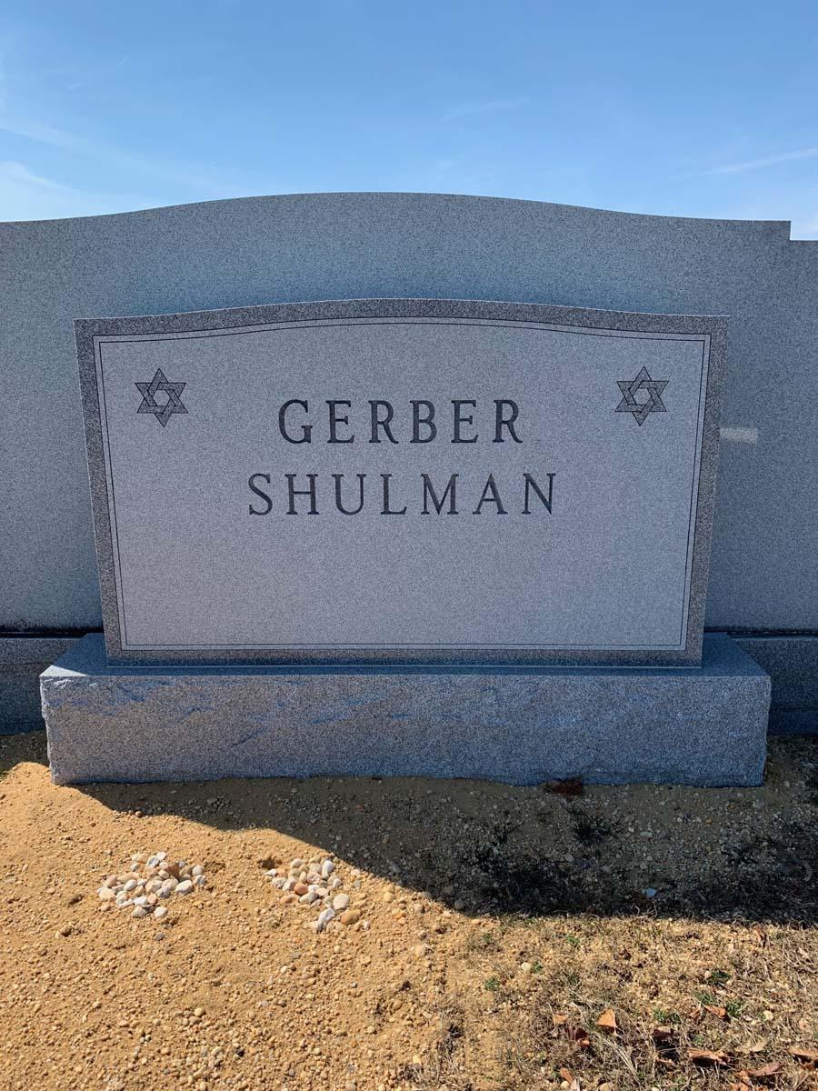 Jewish family stone 3