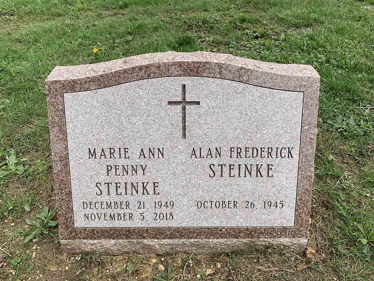 Slant Markers - Steinke