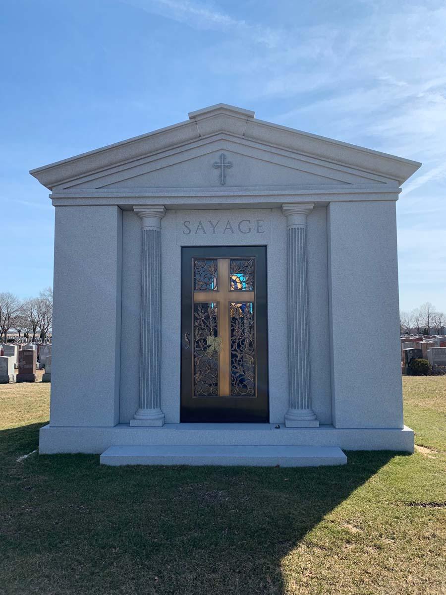 Sayage Mausoleum 1