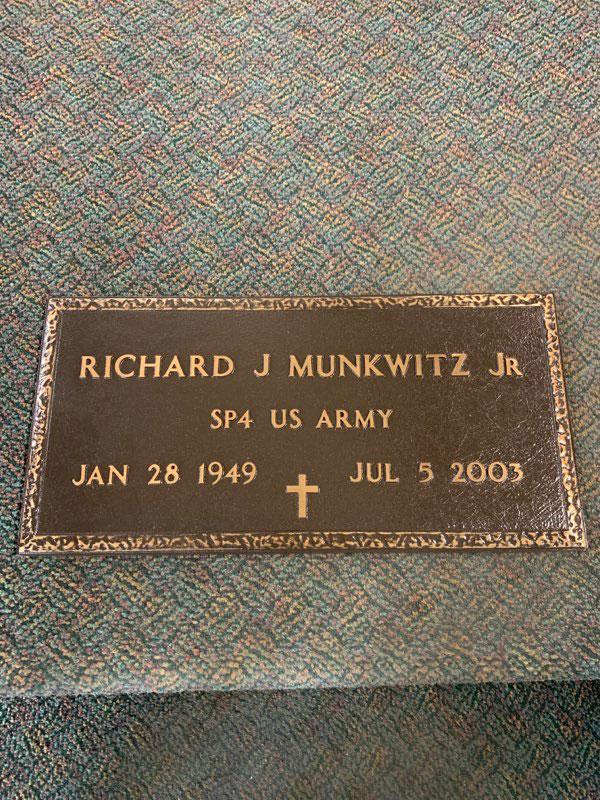 Bronza Plaques - Munkwitz
