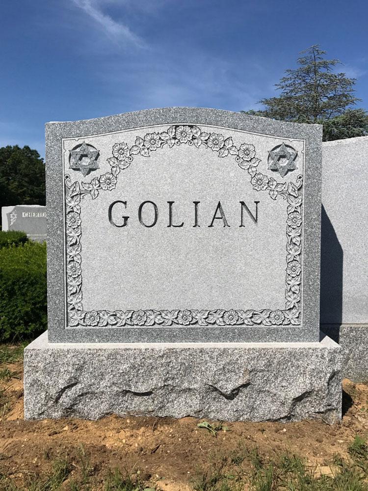 Jewish Family Stone - Golian