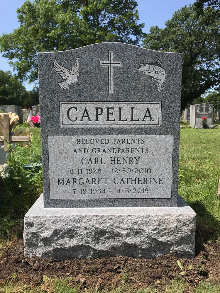 Christian Single - Capella