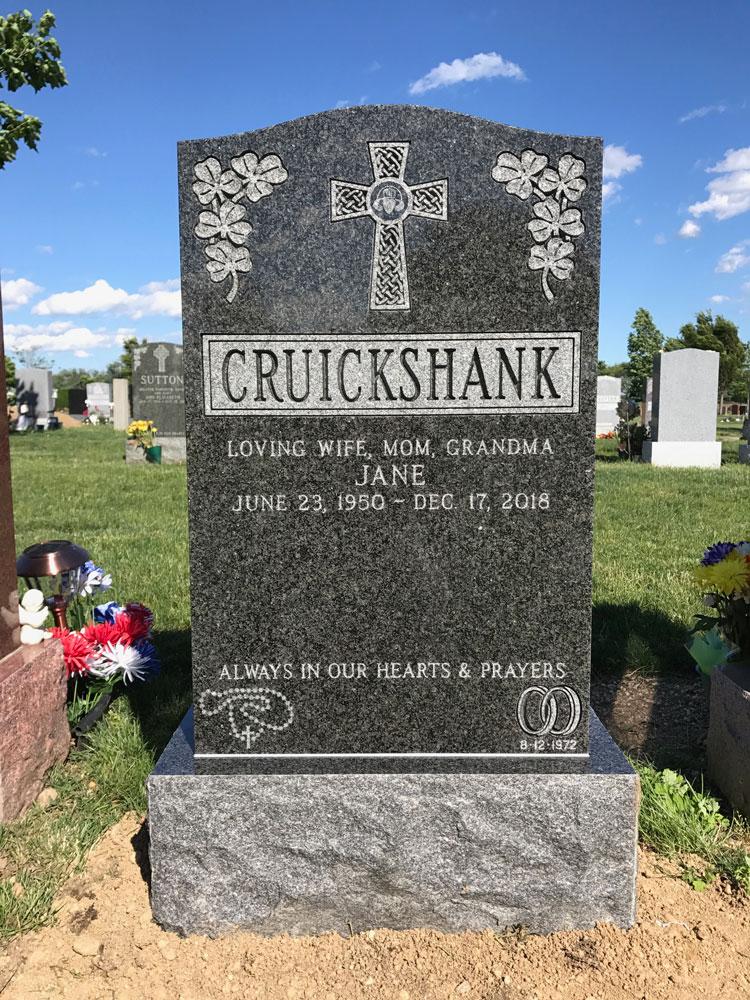 Christian Single - Cruickshank